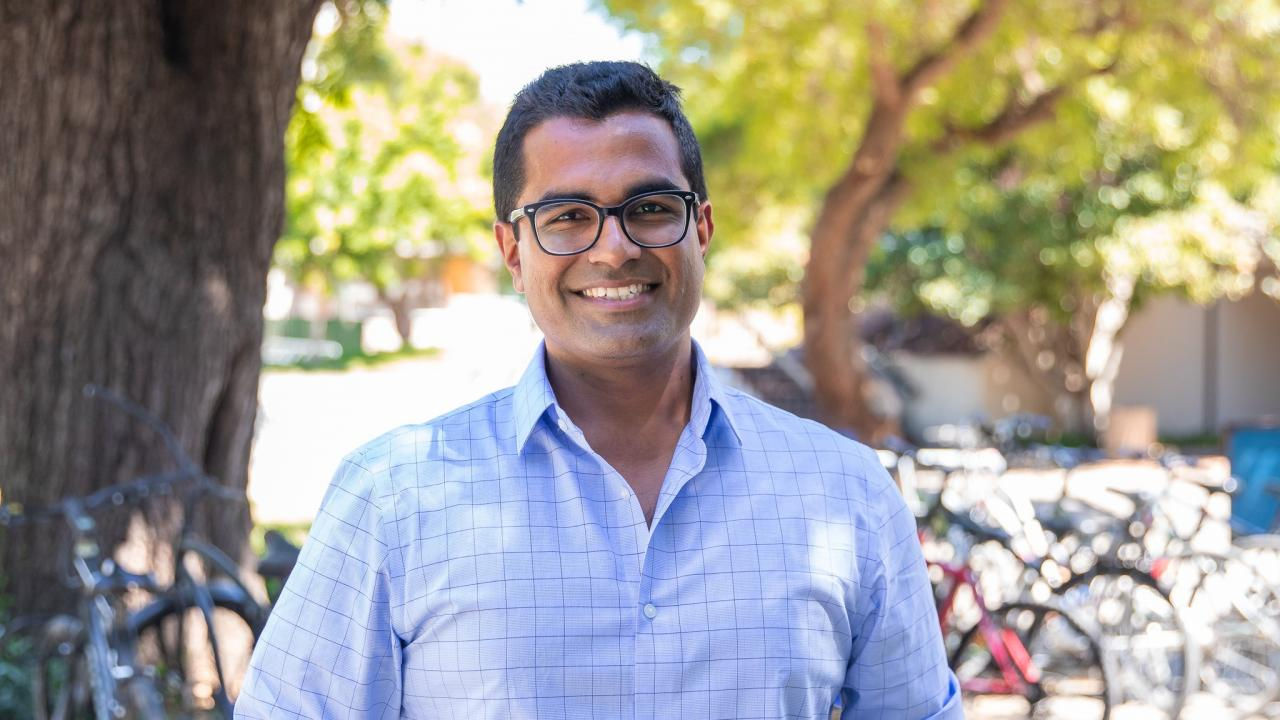 uc davis chemical engineering assistant professor harishankar manikantan