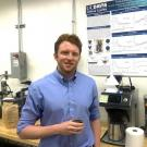 Undergrad Coffee Intern Reese Guyon